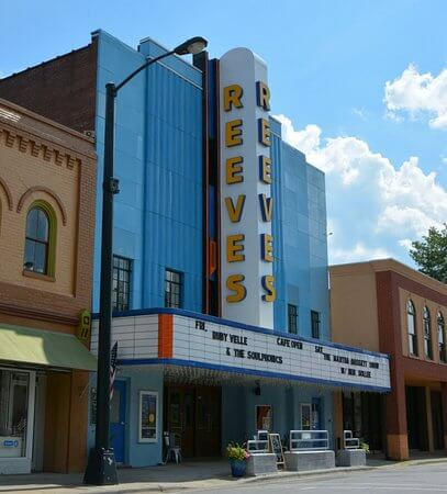 The Reeves Theater